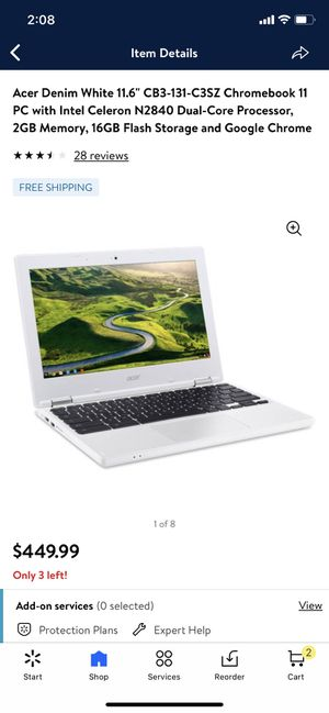 Acre Chromebook 11 for Sale in Bakersfield, CA