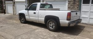 1999 Chevy 1500 2wd cold ac 212k..rust on bottom of both doors great running truck tool box included auto trans for Sale in Philadelphia, PA