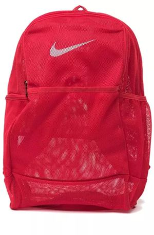 BRAND NEW NIKE RED BACKPACK MESH for Sale in Baldwin Park, CA