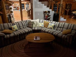 Sectional couch for Sale in Princeton, WV