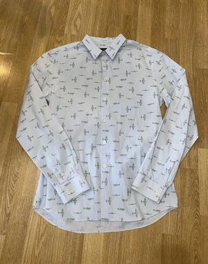 Givenchy Paris men's M (16) airplane shirt for Sale in Portland, OR