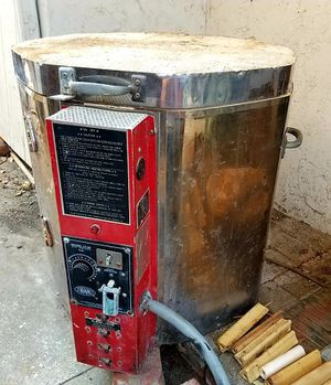 GARE KILN 220 Volt, Deep High Temp. for Sale in Livermore, CA