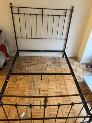 Queen Bed Frame for Sale in Stamford, CT