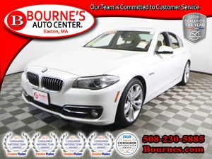 2015 BMW 5 Series for Sale in South Easton, MA