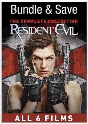 Resident Evil 6 Movies Bundle - Digital Copy Code - VUDU HDX Movie for Sale in Eastvale, CA