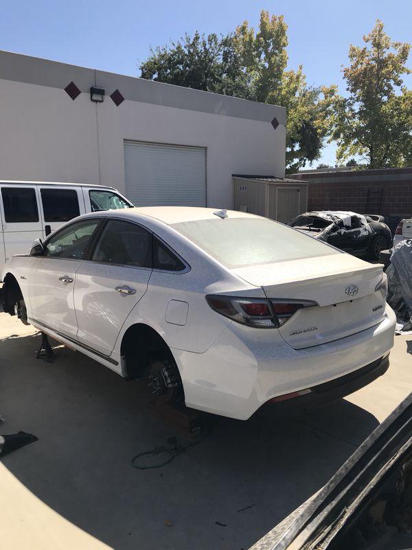 2017 Hyundai Sonata Hybrid PARTS