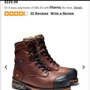 Timberland PRO boondock boots for Sale in Gainesville, VA