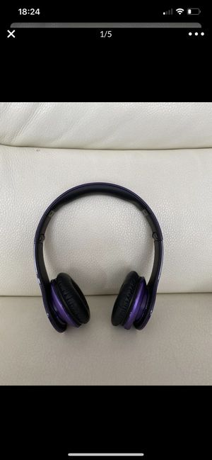 Beats By Dr Dre Solo HD Headphones for Sale in Wesley Chapel, FL