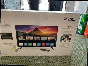 "Brand New Vizio 32"" TV Open Box w/ Warranty 2C 1B for Sale in Dallas, TX"