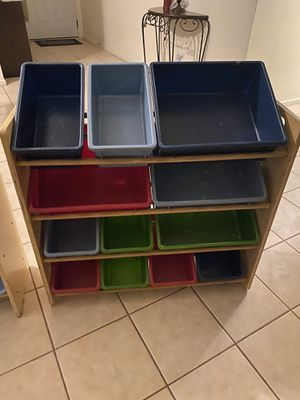 Toy organizer for Sale in Palmdale, CA
