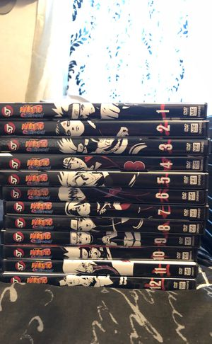 Naruto Shippuden1-37 box sets mostly the whole collection just missing the new box set 38. for Sale in West Covina, CA