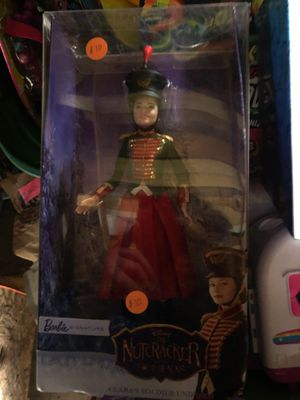 Barbie nutcracker limited edition for Sale in Everett, WA