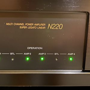Sony TA-N220 Stereo Amplifier for Sale in Phoenix, AZ