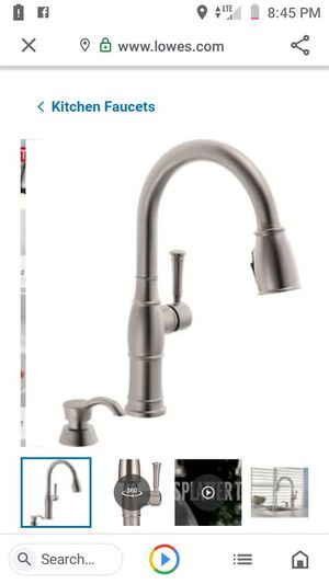 Delta kitchen faucets for Sale in Modesto, CA