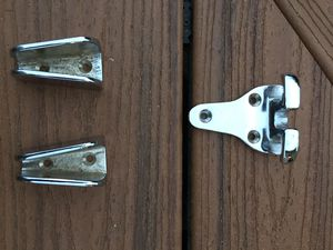 Boat anchor deck chock for Sale in Stratford, CT