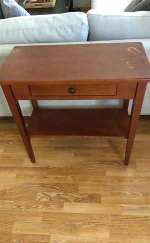 Wooden Console table for Sale in Lakewood, CA