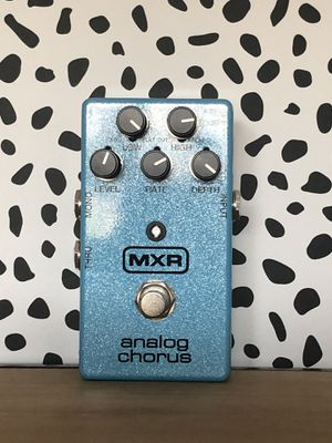 MXR Analog Chorus Pedal for Electric Guitar for Sale in Bakersfield, CA