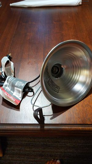 "Bayco 8-1/2"" CLAMP LIGHT w/ 6 ft HEAVY DUTY CORD BA-300 for Sale in Greenville, SC"