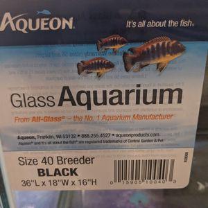 40 Gallon Fish Tank for Sale in Elkridge, MD