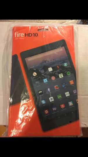 Kindle fire 10 for Sale in Whittier, CA