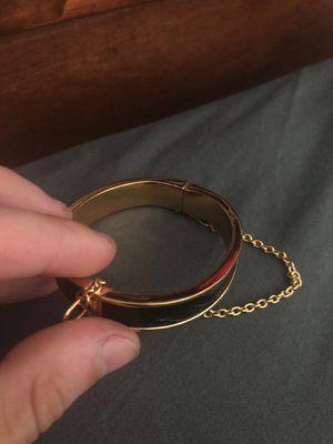CC SKYE gold bracelet for Sale in Los Angeles, CA