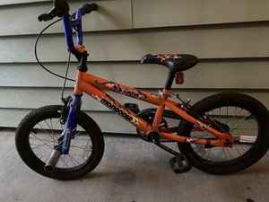 """Mongoose kids bike/16"""" wheels $40 GOOD CONDITION for Sale in Vancouver, WA"""