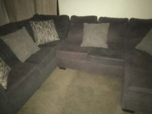 A Sectional couch for Sale in Waycross, GA