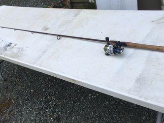 "Fishing Rod 6'6"" Browning Spinning Okuma Reel for Sale in Kirkland,  WA"