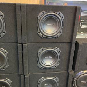 Kenwood Subwoofer With Box for Sale in Chula Vista, CA