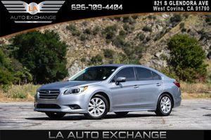 2016 Subaru Legacy for Sale in West Covina, CA