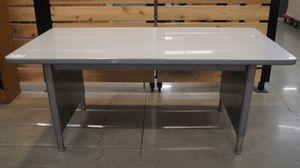 Vintage steelcase conference table industrial grade for Sale in Los Altos Hills, CA