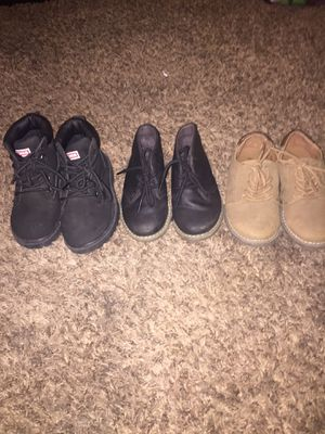 Boys shoes for Sale in Visalia, CA