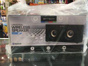 BYTECH Bluetooth speaker for Sale in Jersey City, NJ