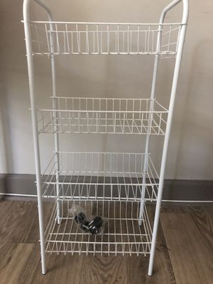 Bathroom shelves (with optional wheels) for Sale in Nashville, TN