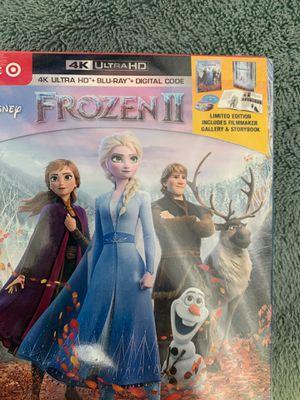 Disney's Frozen 4k ultra HD blu ray for Sale in Downey, CA
