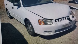 2002 Hyundai accent parting out 6-speed for Sale in Woodland, CA