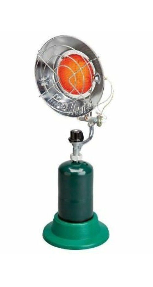 Mr. Heater jr propane heater