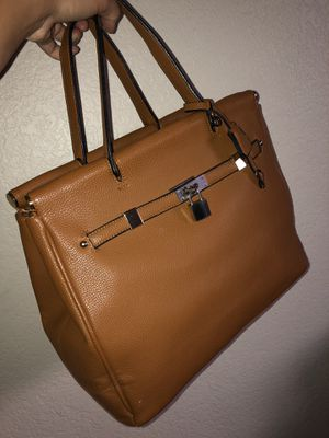 Brown Leather Bag (Hermès Style) for Sale in Paramount, CA