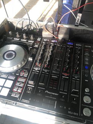 Pioneer ddj sx2 controller Dj equipment for Sale in Philadelphia, PA