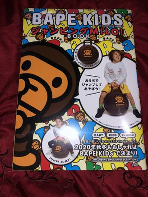 Bape kids catalogue magazine milo tags.. supreme Jordan baby Nike for Sale in Lakewood, CA