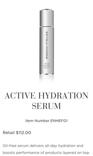 Rodan + Fields active hydration serum - brand new for Sale in Austin, TX