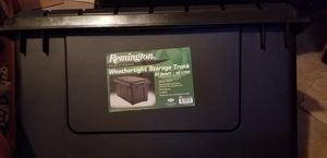Remington Store-It-All WEATHERTIGHT Tote for Sale in Cleveland, OH