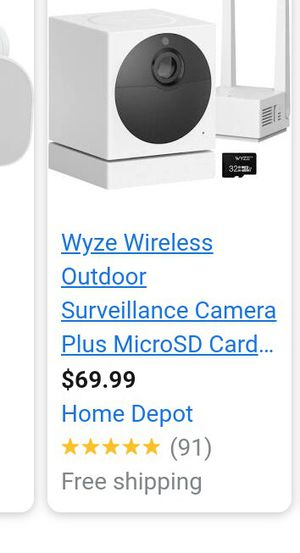 Wyze cam for Sale in Columbus, OH