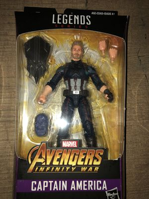 Marvel Legends Captain America (Thanos BAF) for Sale in Rowland Heights, CA