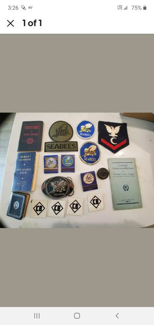 17 military Navy items for Sale in Silver Spring, MD