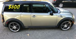 $8OO URGENT I selling 2009 MINI Cooper Clubman S Clean tittle.Drives great for Sale in Arlington, VA