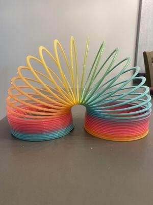 🌈XL Rainbow Slinky-$3 for Sale in Fort Lauderdale, FL