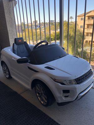 Toddler Range Rover for Sale in Phoenix, AZ