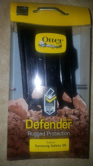 Cover for Samsung galaxy s6 for Sale in Port St. Lucie, FL