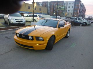 2008 Mustang GT Deluxe Coupe 2D